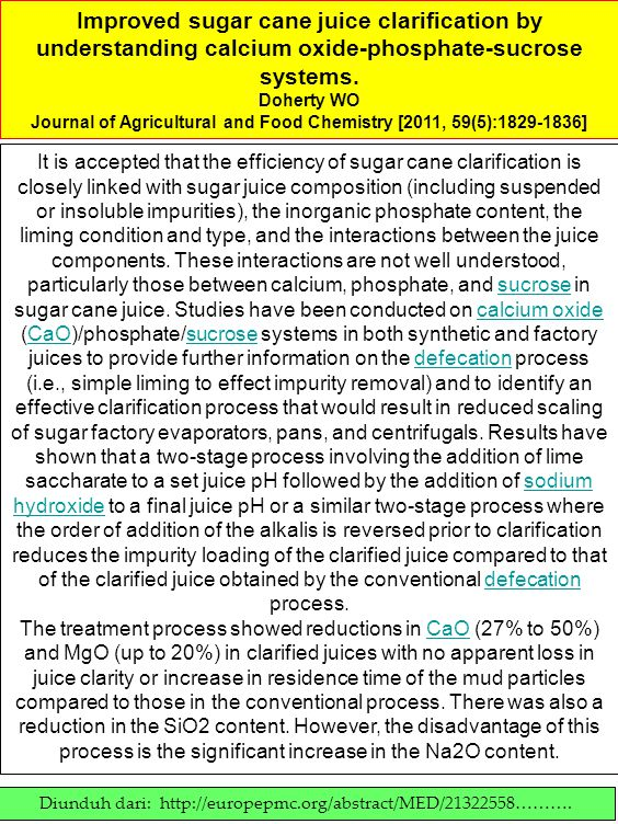 Journal of Agricultural and Food Chemistry [2011, 59(5):1829-1836]